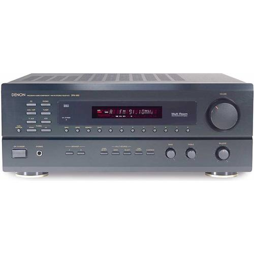 DRA685 Multi-source/multi-zone Am/fm Stereo Receiver