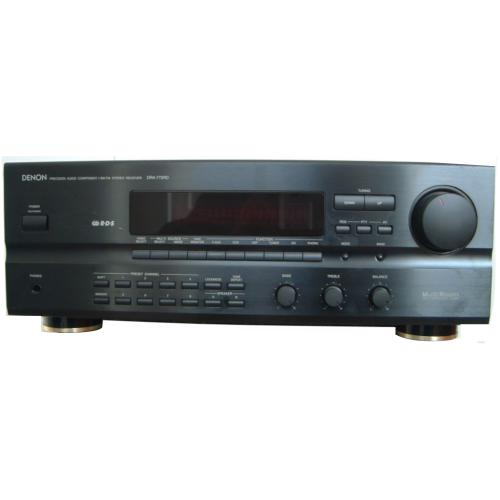 DRA775RD Am/fm Stereo Receiver
