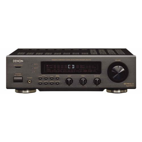 DRAF100 Am/fm Stereo Receiver