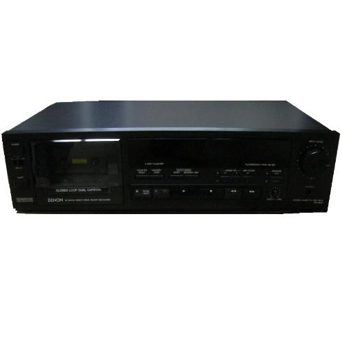 DRM44 Dr-m44 - Stereo Cassette Tape Deck