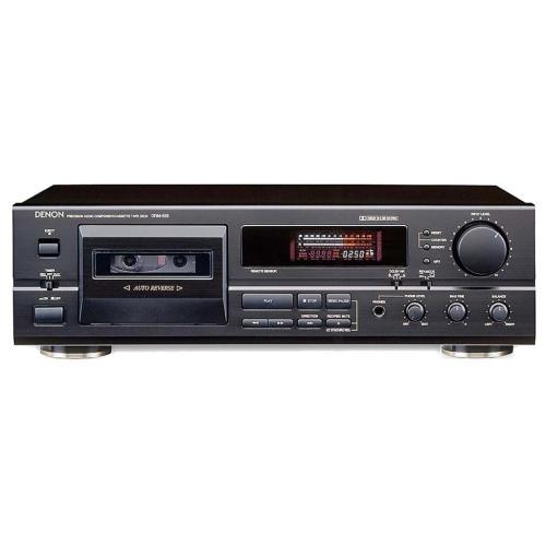 DRM555 Dr-m55 - Stereo Cassette Tape Deck