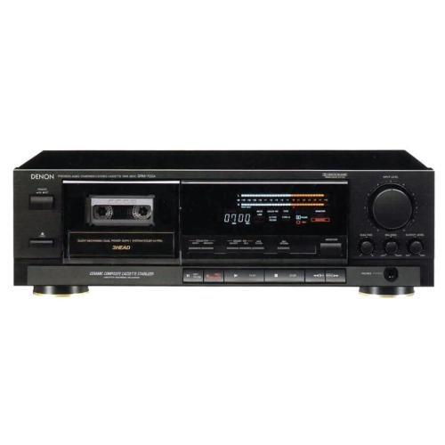 DRM700A Dr-m700a - Stereo Cassette Tape Deck