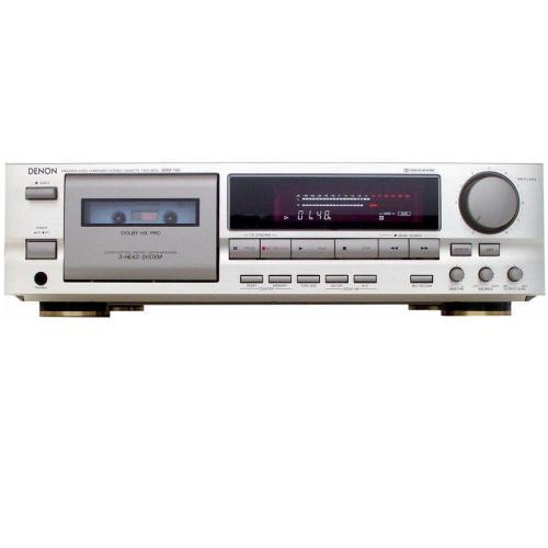 DRM740 Dr-m740 - Stereo Cassette Tape Deck