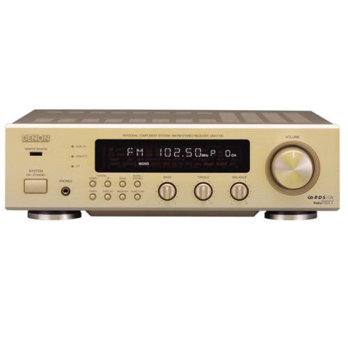 DRRF100 Drr-f100 - Stereo Cassette Tape Deck