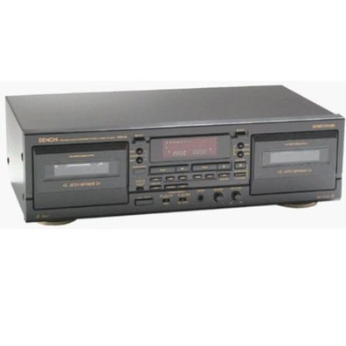 DRW55 Drw-55 - Dual Stereo Cassette Tape Deck