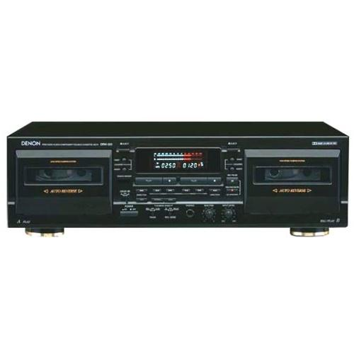 DRW585 Drw-585 - Dual Stereo Cassette Tape Deck