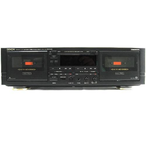 DRW840 Drw-840 - Dual Stereo Cassette Tape Deck