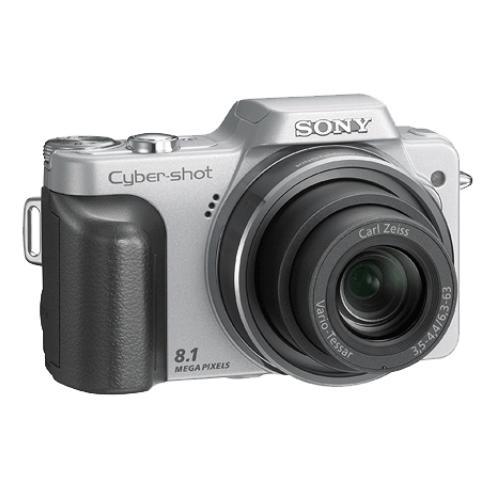 DSCH10 Cyber-shot Digital Still Camera; Silver