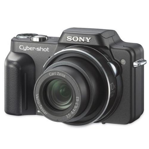 DSCH10/B Cyber-shot Digital Still Camera; Black