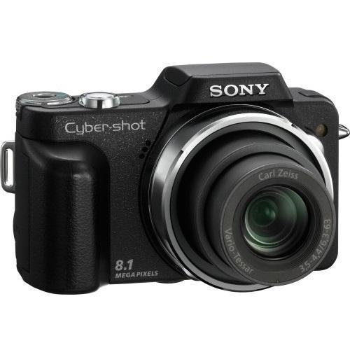 DSCH3/B Cyber-shot Digital Still Camera (Black)