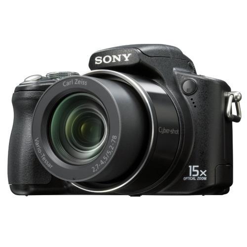 DSCH50/B Cyber-shot Digital Still Camera; Black
