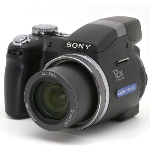 DSCH5/B Cyber-shot Digital Still Camera; Black
