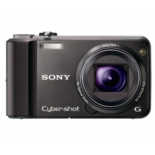 DSCH70/B Cyber-shot Digital Still Camera; Black