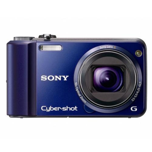 DSCH70/L Cyber-shot Digital Still Camera; Blue