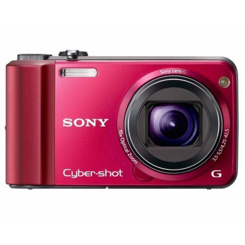 DSCH70/R Cyber-shot Digital Still Camera; Red