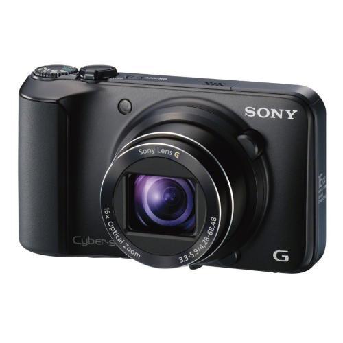 DSCH90/B Cyber-shot Digital Still Camera; Black
