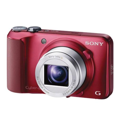 DSCH90/R Cyber-shot Digital Still Camera; Red