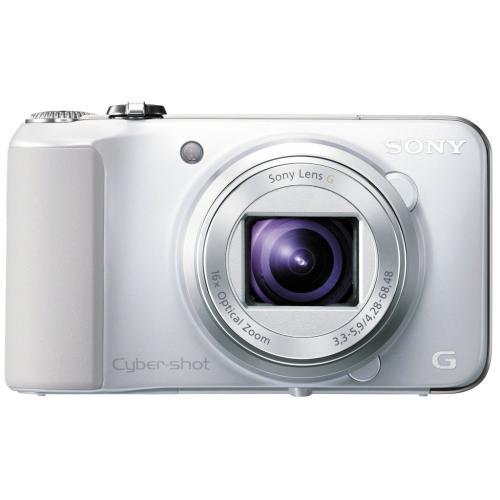 DSCHX10V/W Cyber-shot Digital Still Camera; White