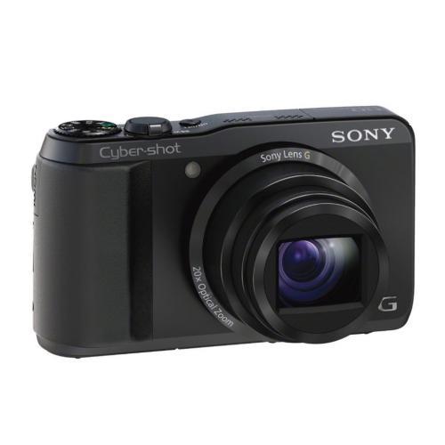 DSCHX20V/B Cyber-shot Digital Still Camera; Black