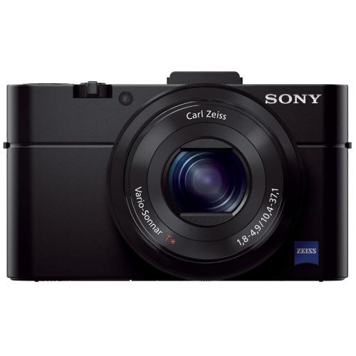 DSCRX100M2B Professional Compact Digital Camera; Black