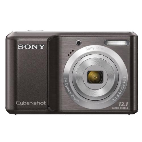 DSCS2100/B Cyber-shot Digital Still Camera; Black