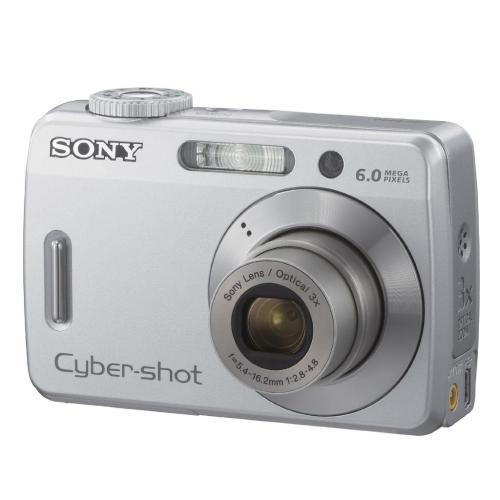 DSCS500 Cyber-shot Digital Still Camera