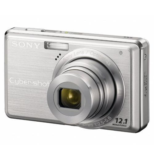 DSCS980 Cyber-shot Digital Still Camera; Silver