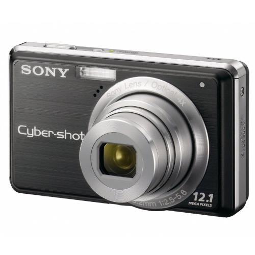 DSCS980/B Cyber-shot Digital Still Camera; Black