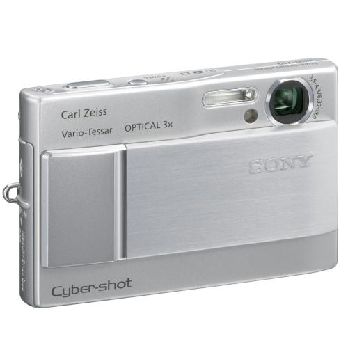DSCT10 Digital Still Camera; Silver