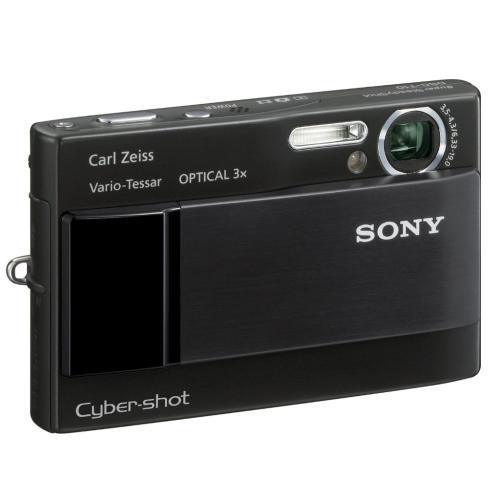 DSCT10/B Digital Still Camera; Black