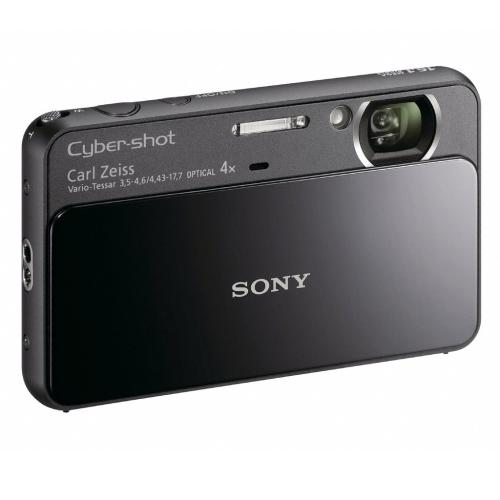 DSCT110/B Cyber-shot Digital Still Camera; Black