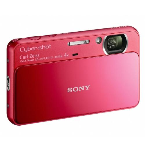 DSCT110/R Cyber-shot Digital Still Camera; Red