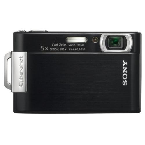 DSCT200/B Cyber-shot Digital Still Camera (Black)