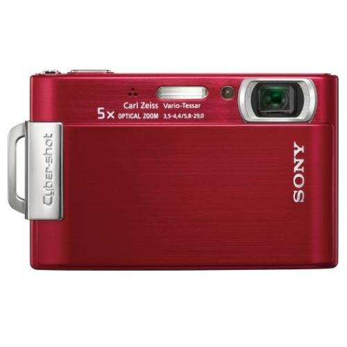 DSCT200/R Cyber-shot Digital Still Camera (Red)
