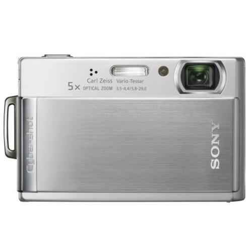 DSCT300 Cyber-shot Digital Still Camera; Silver