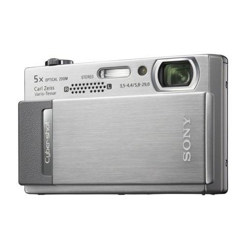 DSCT500 Cyber-shot Digital Still Camera; Grey