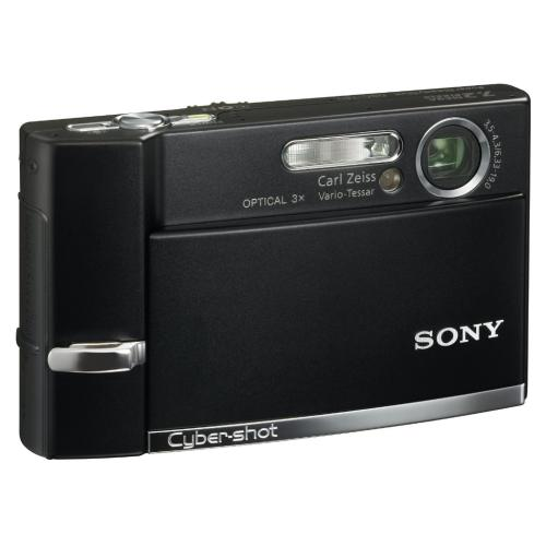 DSCT50/B Cyber-shot Digital Still Camera; Black