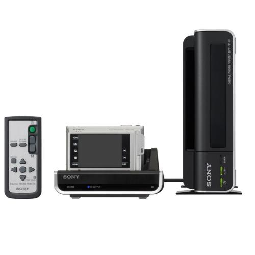 DSCT70HDPR Cyber-shot Camera/printer Bundle (Dsc-t70 Camera + Dpp-fphd1 Printer)