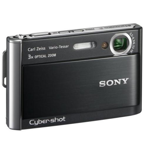 DSCT70/B Cyber-shot Digital Still Camera (Black)
