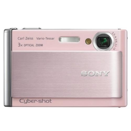 DSCT70/P Cyber-shot Digital Still Camera (Pink)
