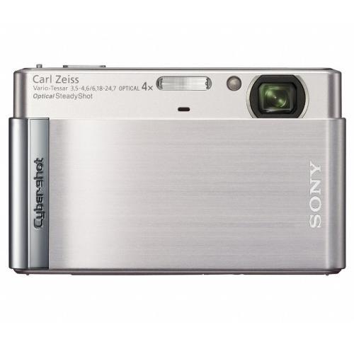 DSCT90 Cyber-shot Digital Still Camera; Silver