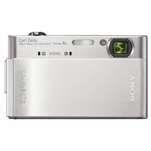 DSCT900 Cyber-shot Digital Still Camera; Silver