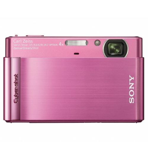 DSCT90/P Cyber-shot Digital Still Camera; Pink