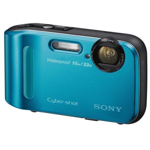 DSCTF1/L Cyber-shot Digital Still Camera; Blue