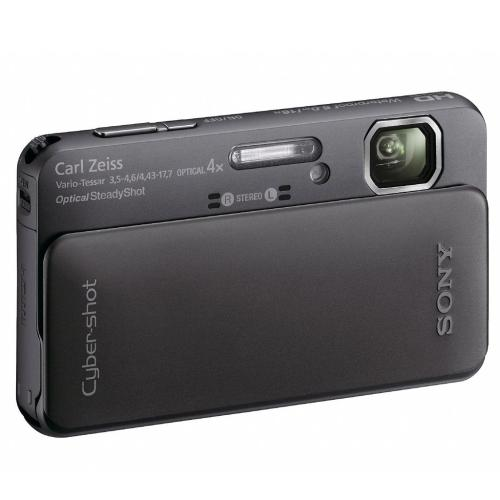 DSCTX10/B Cyber-shot Digital Still Camera; Black