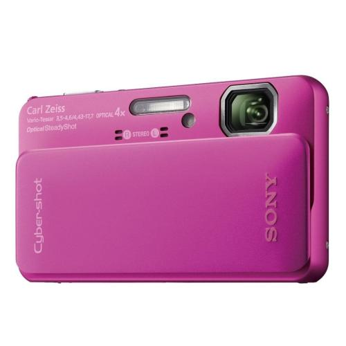 DSCTX10/P Cyber-shot Digital Still Camera; Pink