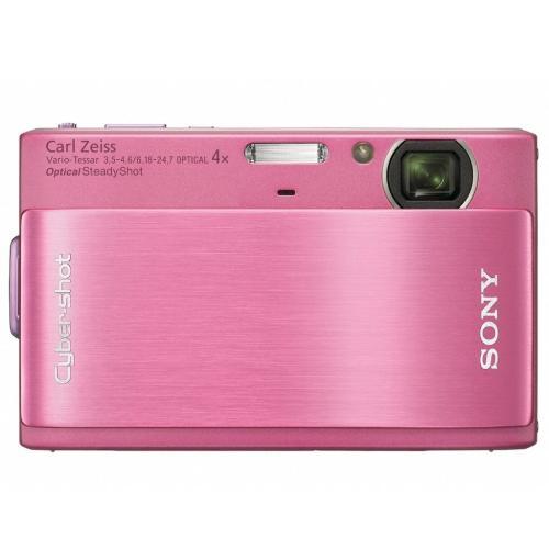 DSCTX1/P Cyber-shot Digital Still Camera; Pink