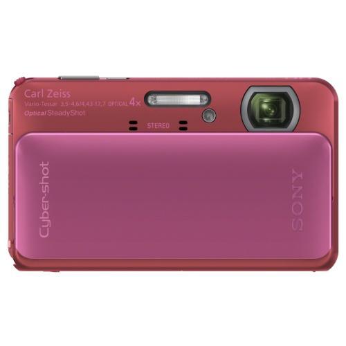 DSCTX20/P Cyber-shot Digital Still Camera; Pink