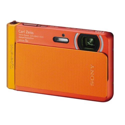 DSCTX30/D Rugged Digital Camera; Orange