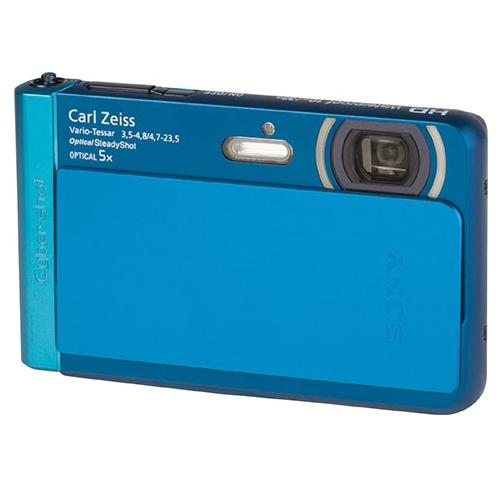 DSCTX30/L Rugged Digital Camera; Blue